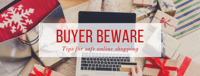 Tips for safe online shopping